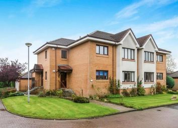 Thumbnail 2 bed flat for sale in Canberra Court, Braidpark Drive, Giffnock, East Renfrewshire