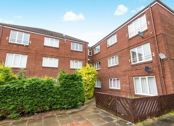 Thumbnail 2 bed flat for sale in Bawtry Close, Lincoln