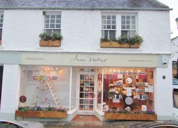 Thumbnail Retail premises for sale in 2A Main Street, Haddington