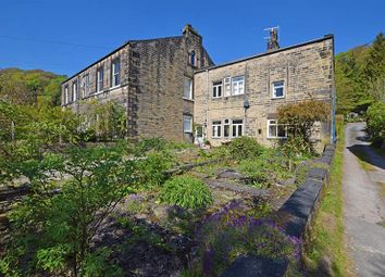 Thumbnail 3 bed cottage for sale in Underbank Avenue, Hebden Bridge
