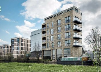Thumbnail 1 bed flat for sale in Leaside Road, London