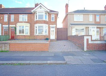 Thumbnail 2 bedroom end terrace house for sale in Tonbridge Road, Whitley, Coventry