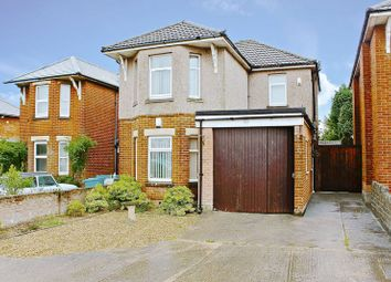 Thumbnail 3 bedroom detached house for sale in Ringwood Road, Parkstone, Poole BH12.