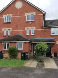 Thumbnail 3 bed town house to rent in Benskins Oval, Leicester
