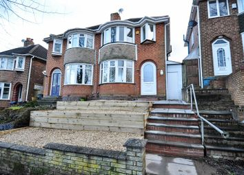 Thumbnail 3 bed semi-detached house for sale in Falconhurst Road, Selly Oak, Birmingham