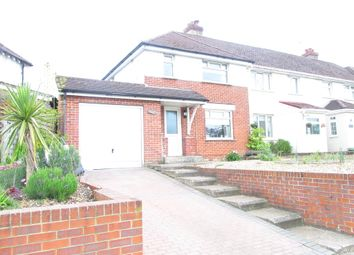 Thumbnail 3 bed end terrace house for sale in Passfield Avenue, Eastleigh