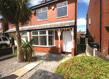 Thumbnail 3 bed semi-detached house for sale in Longfield Road, Bolton
