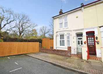Thumbnail 3 bed end terrace house for sale in Victor Road, Portsmouth