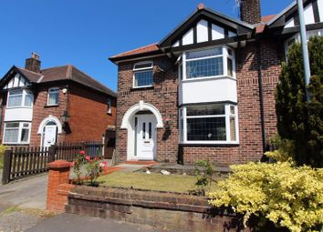 Thumbnail 3 bed semi-detached house for sale in Sherwood Avenue, Radcliffe, Manchester