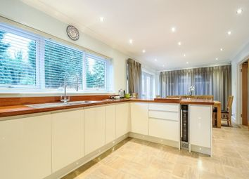 Thumbnail 5 bedroom detached house to rent in Church Meadow, Surbiton