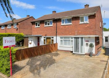 Thumbnail 3 bed semi-detached house for sale in Carnegie Road, St.Albans