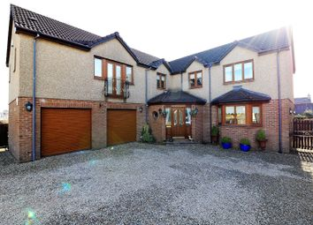 Thumbnail 5 bed detached house for sale in Glasgow Road, Bonnybridge