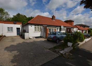 Thumbnail 3 bed semi-detached bungalow to rent in Camrose Avenue, Edgware