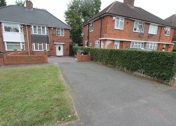 Thumbnail 3 bed semi-detached house to rent in Abbeyfield Road, Erdington, Birmingham