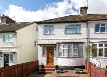 Thumbnail 3 bed semi-detached house for sale in Beechwood Rise, Watford, Hertfordshire