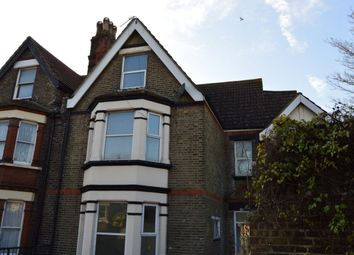 Thumbnail 1 bed flat for sale in Ramsgate Road, Margate