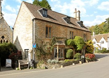 Thumbnail 4 bed detached house for sale in Market Place, Castle Combe, Wiltshire