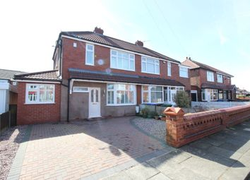 Thumbnail 2 bed semi-detached house for sale in Strathmere Avenue, Stretford, Manchester