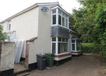 Thumbnail Studio to rent in Higher Polsham Road, Paignton