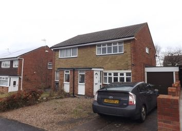 Thumbnail 2 bed property to rent in Ash Close, Killamarsh, Sheffield