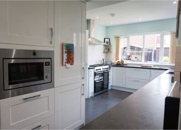 Thumbnail 4 bed detached house for sale in Wallheath Lane, Stonnall