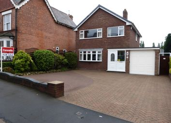 Thumbnail 3 bed detached house for sale in New Penkridge Road, Cannock