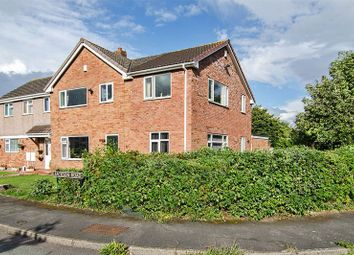 Thumbnail 4 bed semi-detached house for sale in Simpson Road, Lichfield