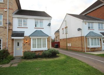 Thumbnail 3 bed end terrace house to rent in Campion Road, Hatfield