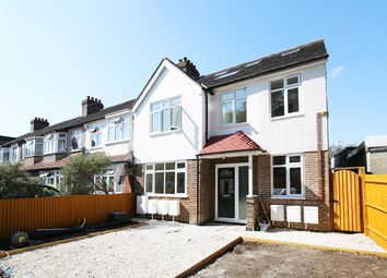 Thumbnail 3 bed flat for sale in Flat 1, Christchurch Close, Colliers Wood