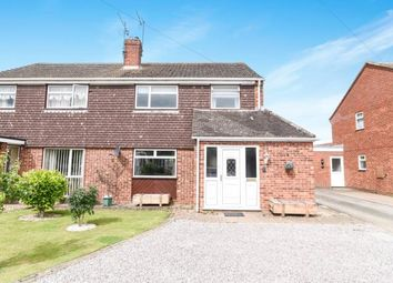 Thumbnail 3 bed semi-detached house for sale in Willersey Road, Badsey, Evesham, Worcestershire