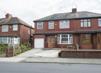 Thumbnail 3 bed semi-detached house for sale in King Edward Road, Gee Cross, Hyde