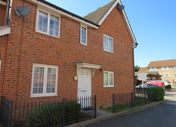 Thumbnail 3 bedroom end terrace house for sale in Highfield Avenue, Swaffham