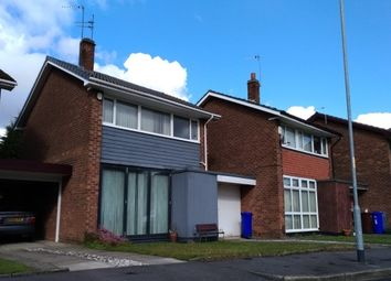 Thumbnail 3 bed link-detached house to rent in Peveril Crescent, Chorlton Cum Hardy, Manchester
