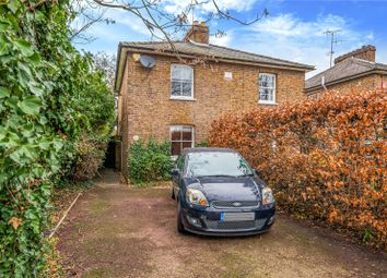 Thumbnail 2 bed semi-detached house for sale in The Green, Twickenham