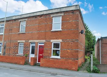 Thumbnail 2 bed end terrace house for sale in Boundary Road, Newbury