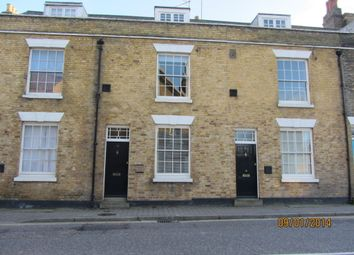 Thumbnail 4 bed terraced house to rent in Victoria Street, Rochester, Kent
