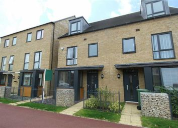 Thumbnail 4 bedroom semi-detached house for sale in Hayton Way, Tattenhoe Park, Milton Keynes