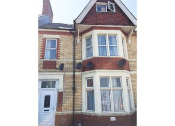 Thumbnail Room to rent in Clifton Place, Newport
