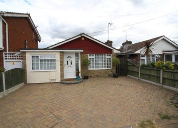 Thumbnail 2 bed detached bungalow to rent in Central Avenue, Canvey Island