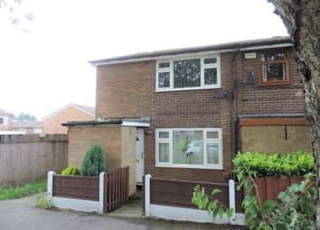 Thumbnail 2 bed end terrace house for sale in 64 Taunton Road, Chadderton