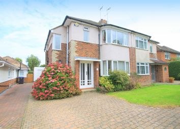 Thumbnail 3 bed semi-detached house for sale in Ockley Lane, Hassocks