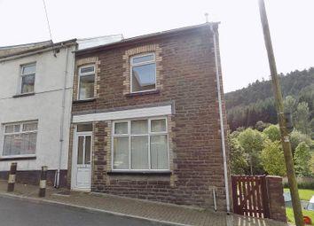 Thumbnail 3 bed end terrace house to rent in Commercial Street, Nantymoel, Bridgend, Bridgend.