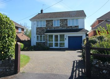Thumbnail 4 bed detached house for sale in Church Road, Yate, Bristol