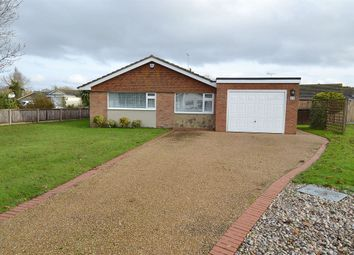 Thumbnail 3 bed detached bungalow for sale in Woodvale Avenue, Chestfield, Whitstable