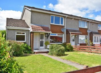 Thumbnail 3 bed end terrace house for sale in 19 First Avenue, Bonhill