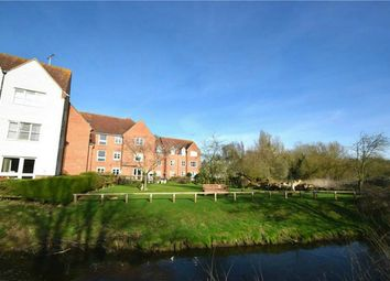 Thumbnail 2 bed flat for sale in Moorfield Court, Newland Street, Witham, Essex