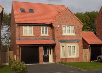 Thumbnail 6 bed detached house for sale in Baker Avenue, Gringley-On-The-Hill, Doncaster