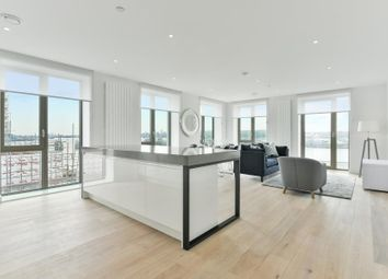 Thumbnail 3 bed flat for sale in Thameside House, Royal Wharf