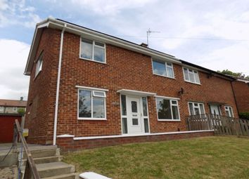 Thumbnail 3 bed semi-detached house to rent in Eggleston View, Darlington