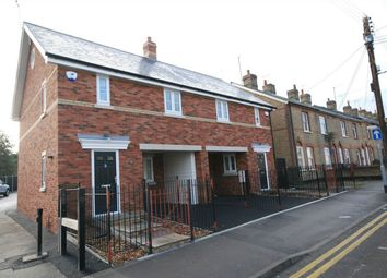 Thumbnail 2 bedroom semi-detached house to rent in Kings Road, Halstead, Essex